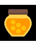 Medus su natūraliais priedais